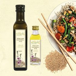 Sesame Seed Oil - in different size variants