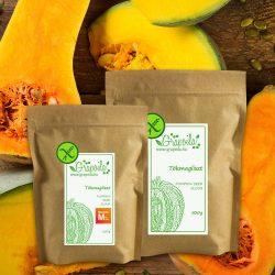 Farine de graines de citrouille - en plusieurs emballages