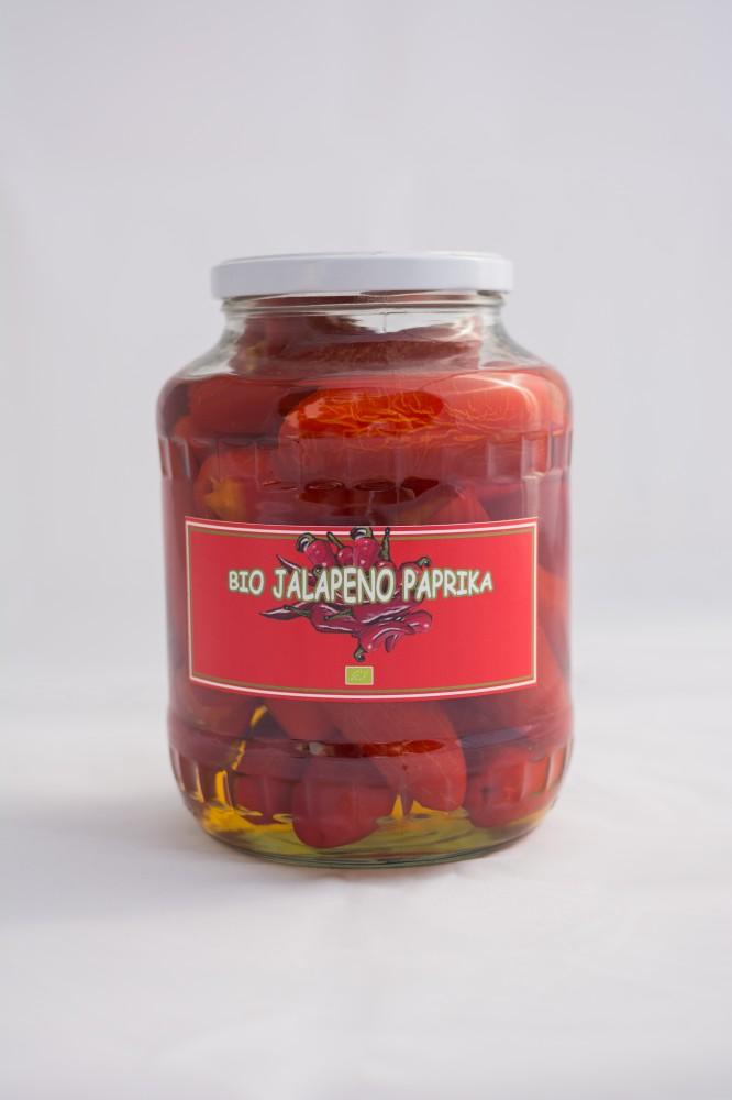 Jalapeno paprika BIO