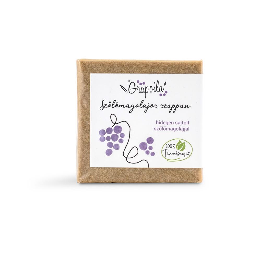 Grapoila Szőlőmagolajos szappan 100g